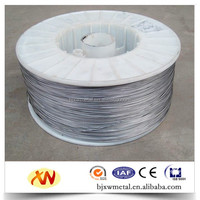 GR1 GR2 high purity TIG welding straight titanium wires stock