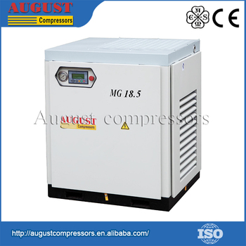 Energy Saving Micro Control stationary high efficiency stationary air compressor