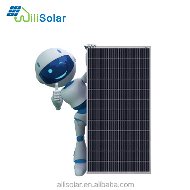 2017 High Efficency Grade A Poly 250W 255W 260W Solar Panl/Pv Modules