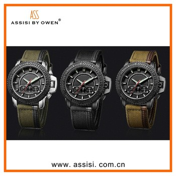 Assisi brand best selling V6 military watches for men
