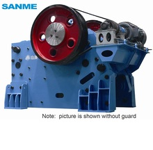 High Quality New Type Protective planch of movable plate jaw crusher list