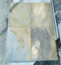 Ocean Green Color Premium Natural Stone Slate, Slate Stone