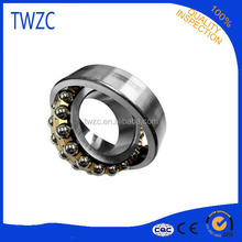 120 mm x 215 mm x 42 mm brass cage bearing self aligning ball bearing 1224M