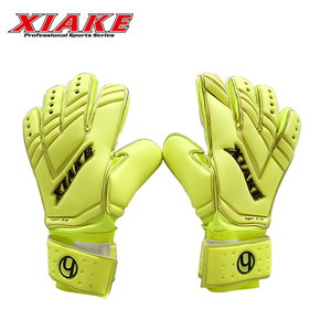 Design Your Own Professional Custom Great Grip American Football Goalkeeper Gloves