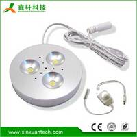 China sale dimmable 110v under cabinet lights with low price