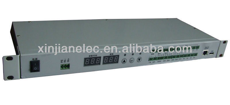 Cell site remote monitoring system