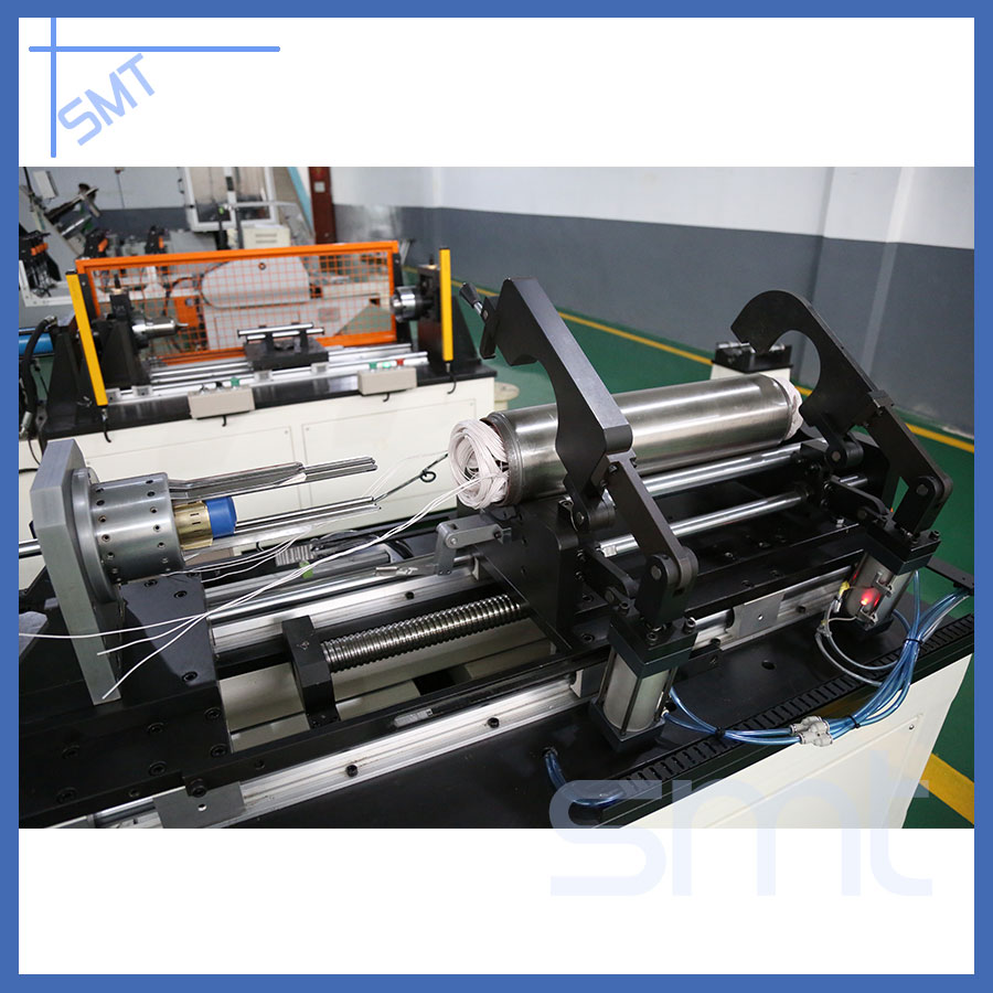 Automatic Pump Motor Stator Coil Winding Insertion Machine
