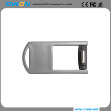 New arrival mobile phone custom otg usb 3 in 1card reader flash drive for iOS Android Mac PC
