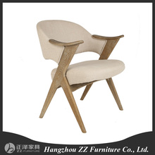French Dinning Chair with Rattan Cane Furniture Indonesian Furniture