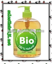 New Natural aloe anti-bacterial body & hand soap 500ml