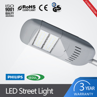 High power ip67 waterproof 120lm/w high effciency 80w led street light price list