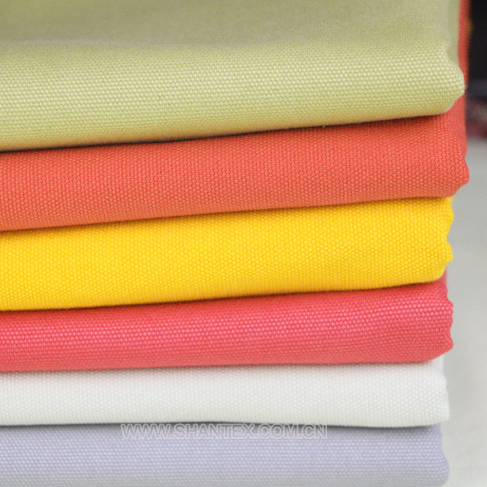 Polyester Cotton canvas fabric for textile