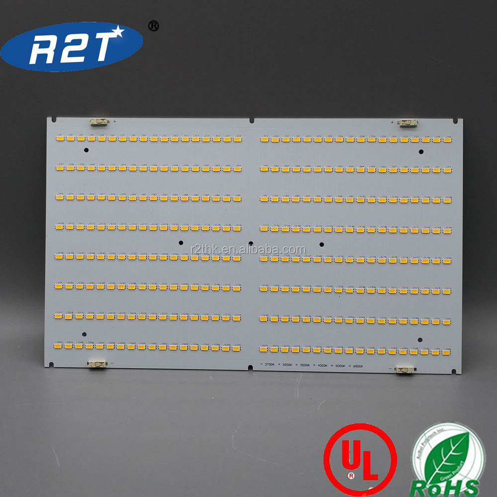 R2T 2018 Newest LED Quantum board growing light with Samsung LM301B SK SL top bin and XPE 660nm chip