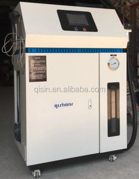 Refrigerant Filling Machine with Barcode Reader
