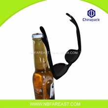 Multi-function Wholesale custom logo bottle opener sunglasses