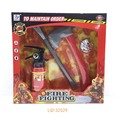 fire fighter toy extinguisher and tool