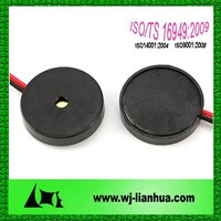 LPT1032W mini 10mm external-driven with wire performance-driven buzzer function