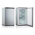 Dowell factory 12v/24v single door dc upright freezer/solar vertical freezer 78liters BD-78F
