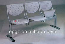 Wholesale Modern 3-seater Plastic Waiting Room Chair