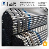 LOW CARBON 50MM MILD STEEL ROUND PIPES WITH MILL TEST CERTIFICATE