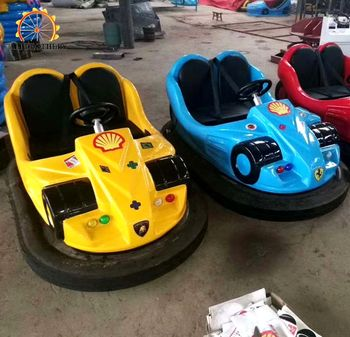 New style battery bumper cars electric car for kids outdoor bumper cars for amusement parks