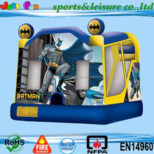 used batman bounce house for sale ,kids party jumper equipment