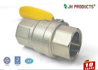 Low Pressure Oil Brass Gas Ball Valve