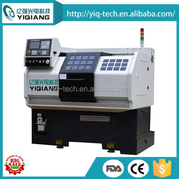 YQ-CK25 School education/students use mini cnc lathe machine
