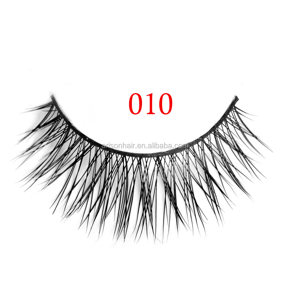 Wholesale High Quality Private Label Mink Strip Eyelashes, 100% Real Mink Fur Eyelashes, cheap false eyelash.