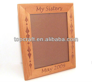 wholesale custom engraved wood picture frame 8x10 buy picture frame chinese picture frames. Black Bedroom Furniture Sets. Home Design Ideas