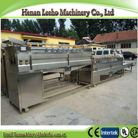 wholesale price large capacity fruit washing and sorting production line
