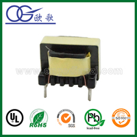 EE12.5 PIN5+4 step down transformer 220 to 110