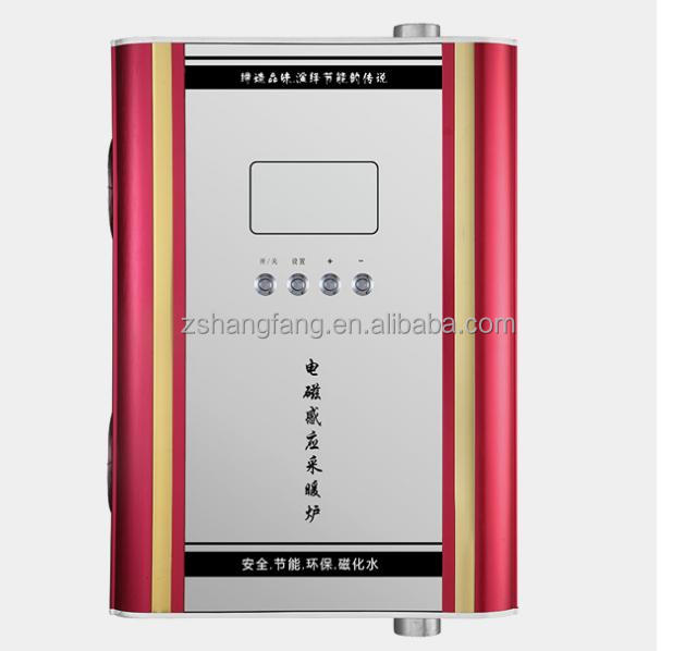 2015 energy saving induction boiler for home <strong>heating</strong>; electromagnetic boiler