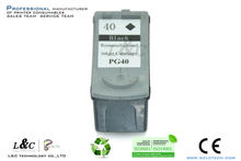 high quality remanufactured PG40/41 for canon pixma ip1880 color ink cartridge
