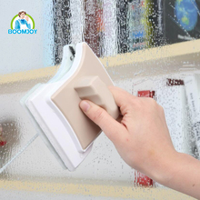 Boomjoy C6 Vacuum glass window wiper Magnetic window squeegee cleaner.