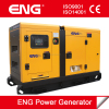 AC three phase output type silent generator 32kw with Cummins diesel engine 4BT3.9-G1