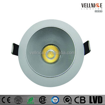 hotel outdoor 7w led downlight washroom competitive architecture