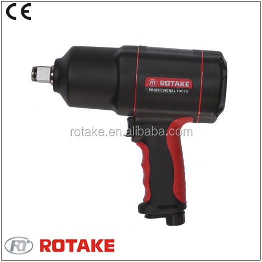 Professional Air Plastic Impact Wrench High Torque Wrench Tire Changing Tools