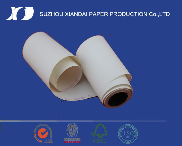 2015 Most popular 80mmx80mm coupon bond paper white bond paper