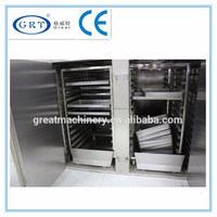 industrial butterfly orchid hot air drying oven/drying machine/sterilizing machine