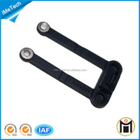 Metal bonded rubber parts, rubber to metal