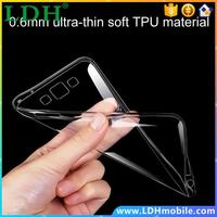 Transparent Clear Soft TPU Case For Samsung Galaxy Grand Prime J5 J2 A5 A3 A7 A8 E5 E7 J1J7 alpha Ace 4 Core 2 S6 edge Plus S7