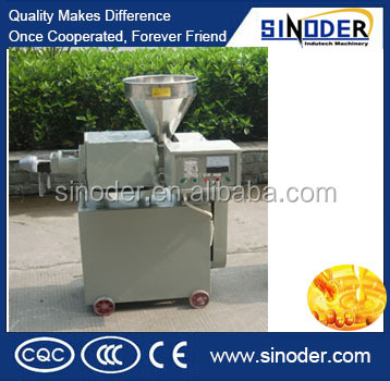 Offer High oil output rate palm kernel oil extraction machine/ oil expeller with reasonable