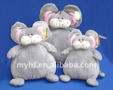 Plush Toy / Plush Mouse with Big Belly