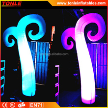 palm tree wedding decorations, lighted inflatable outdoor decorations for wedding