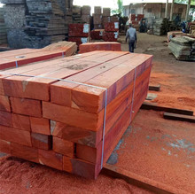 For furniture/flooring Pure red padauk from Africa for sale