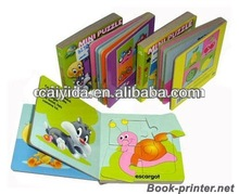 China CMYK printing children's books