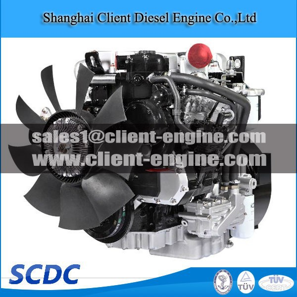 Lovol 1004-4T Diesel Engine for construction machinery