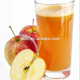 Beverage additives organic apple juice concentrate for tea coffee milk