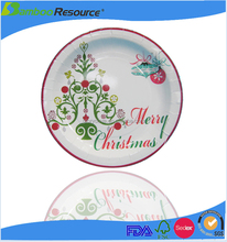 Hot sell design your own picture frames paper plate
